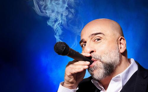 Poster for Omid Djalili - The Good Times Tour
