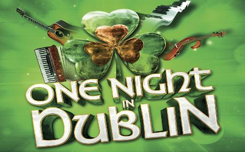 Poster for One Night in Dublin
