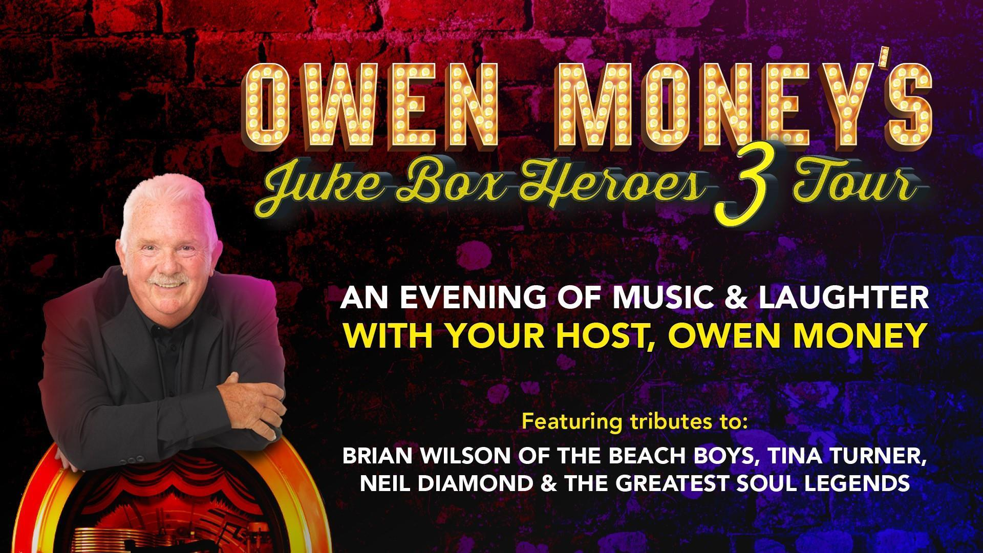 Owen Money's Juke Box Heroes III