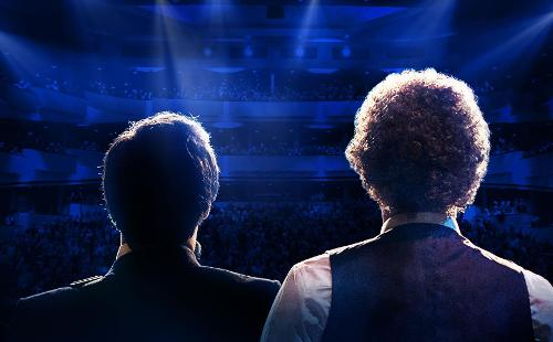 Poster for The Simon and Garfunkel Story